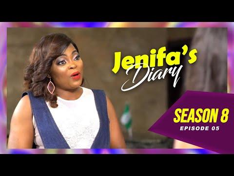 Jenifa's Diary S8EP5 - Home Coming | ( JENIFA In LONDON)
