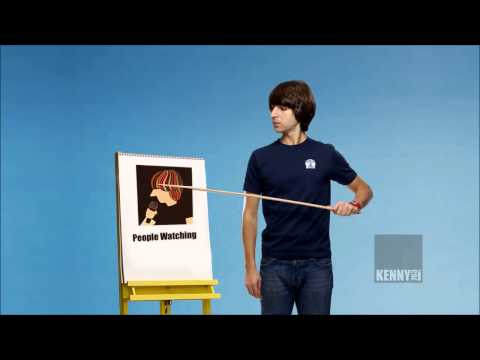 Demetri Martin - People Watching
