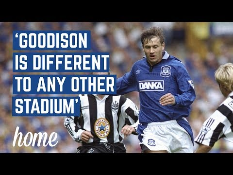 Video: ANDREI KANCHELSKIS: THERE'S NO PLACE LIKE GOODISON