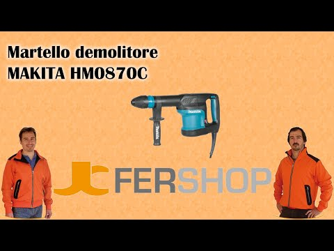 Martello demolitore HM0870C