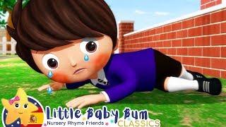Video Canciones Infantiles | A Veces nos Podemos Caer | Dibujos Animados | Little Baby Bum en Español MP3, 3GP, MP4, WEBM, AVI, FLV September 2019