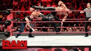 Nonton Dean Ambrose & Seth Rollins vs. The Miz & The Miztourage - Handicap Match: Raw, July 24, 2017 Film Subtitle Indonesia Streaming Movie Download