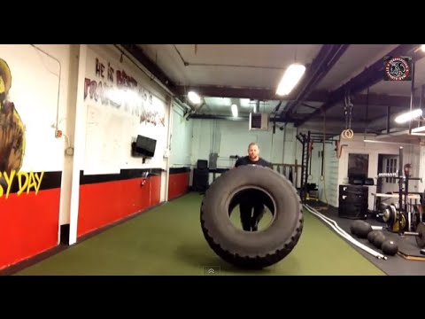 Combat Circuit Workout Pt 3 [Mental Toughness Finisher]