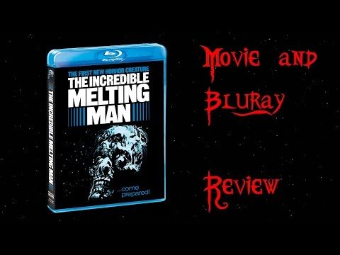 The Incredible Melting Man (1977) - Movie/Blu-ray Review