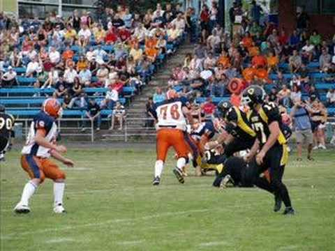 Czech Bowl XIV. - Panthers vs. Lions