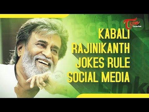 KABALI Rajinikanth Jokes Rule Social Media