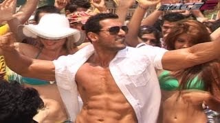 Party On My Mind Song Styling - Race 2 Behind the scenes