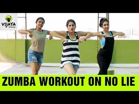 No Lie | FULL-BODY Dance Fitness Choreography by Vijaya Tupurani | Sean Paul Ft. Dua Lipa
