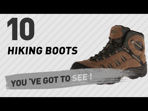 Hi-Tec Hiking Boots For Men Collection // New & Popular 2017