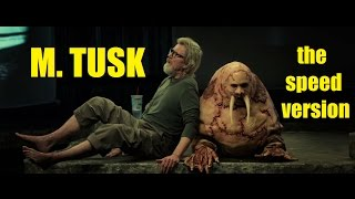 Monsieur Tusk   Speed Version  Feat Guy Lapointe