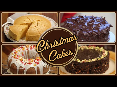 Eggless Cake Recipes | Easy To Make Cakes | Rajshri Food