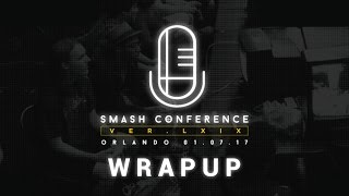 Esam Smash Conference wrap up