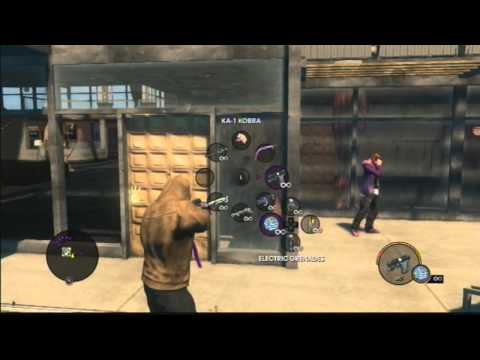 saints row 2 how to get infinate respect