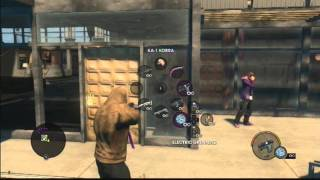 Saints Row 3  All Cheats&Codes [PS3/XBOX360]
