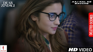 Nonton Dear Zindagi | Deleted Scene | Aaj Kal Ke Bachche | Alia Bhatt, Shah Rukh Khan Film Subtitle Indonesia Streaming Movie Download