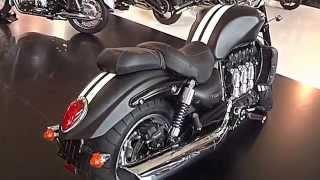 6. BMS 2014 Triumph Rocket III Roadster ABS 2,300 cc 148 hp 221 Nm @ Brasil Motorcycle Show