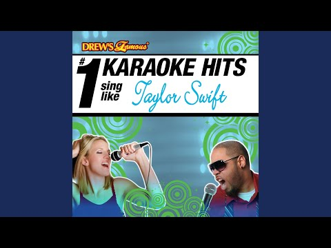 Everything Has Changed (In the Style of Taylor Swift & Ed Sheeran) (Karaoke Version with...