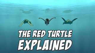 Nonton The Red Turtle Explained   Analysed Spoilers Film Subtitle Indonesia Streaming Movie Download