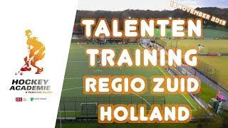 Talententraining Regio Zuid Holland