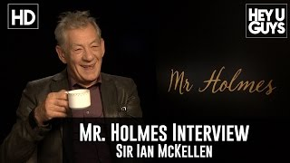 Nonton Ian Mckellen Exclusive Interview   Mr  Holmes Film Subtitle Indonesia Streaming Movie Download