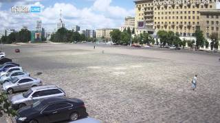 Triolan.Live - Харьков, площадь Свободы (01-06-2015)