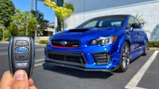The $64,880 Subaru WRX STI S209 is the JDM Special Made For America by MilesPerHr