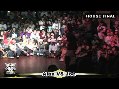 M.P.5 HOUSE финальный батл - Alan VS Joe