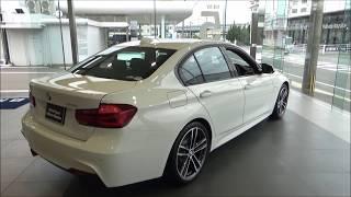 BMW320i M sport 特別仕様車 Edition Shadow