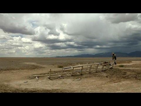 Με ξηρασία απειλείται η Βολιβία