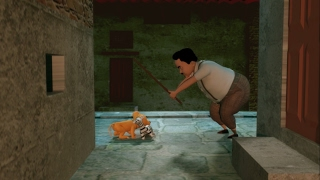 First ever animated short movie in Nepal on DOG Story