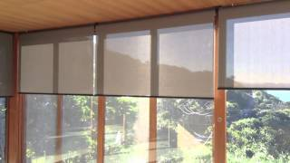 Silent Gliss Roller Blinds