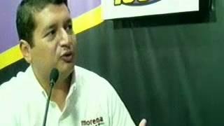 Jacobo Mendoza, Cand. Morena alcaldía Hermosillo
