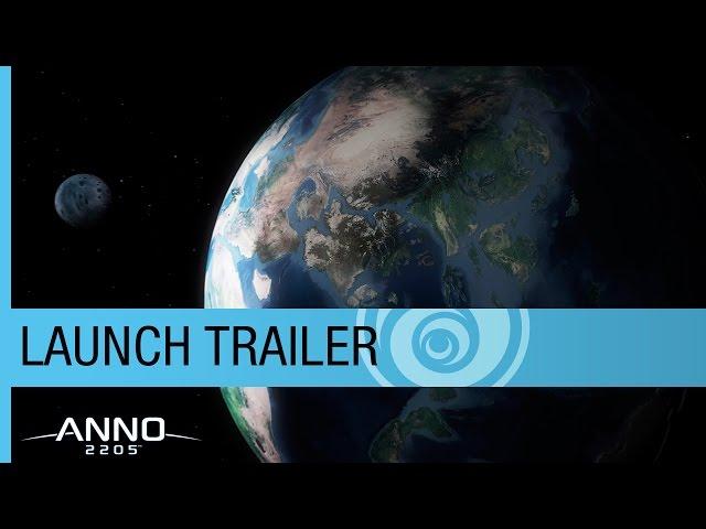 Видео к игре Anno 2205