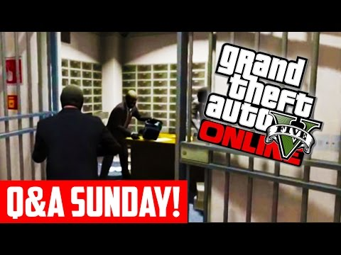 North - GTA 5 Online heists setup time, potential North Yankton DLC & more on this weeks opinionated GTA 5 #QandASunday! :D ▻ Click here to Subscribe! http://bit.ly/SubToTG ○ HEIST MOVIE! https://www....