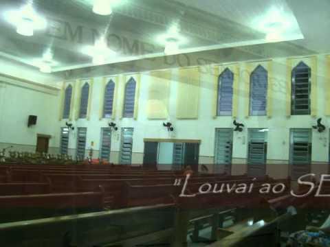 Hino HLSD 148 - Congregação Cristã - ALTO PARAN� - Novo Templo