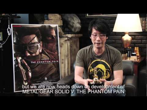 awards - Hideo Kojima Acceptance Speech - Golden Joystick Awards 2014 ☆ Help us reach 300k! http://bit.ly/SubToCVG He's an auteur and a legend - one of the most ruthlessly inventive video game ...