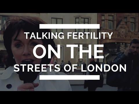 Talking Fertility On The Streets of London