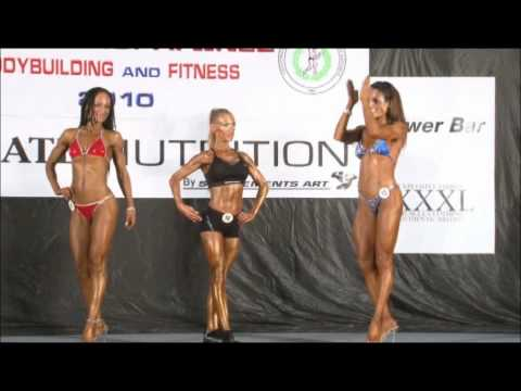 IFBB Body Fitness 2010 Cyprus Champion