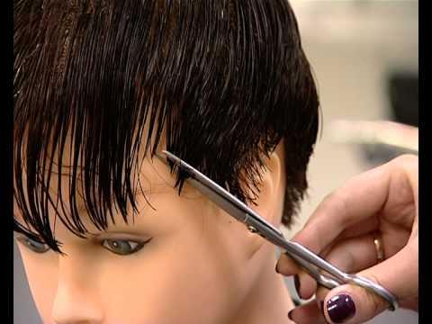 Как подстричься самому мужчине ножницами