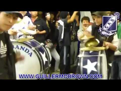 La Banda de La Reco - Recibiendo a Brown en el Aeropuerto - La Banda de la Reco - Guillermo Brown