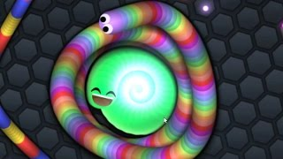SLITHER.IO - NEVER DIE CHALLENGE