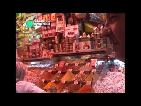 Gran Bazar y Bazar de las Especias ESTAMBUL