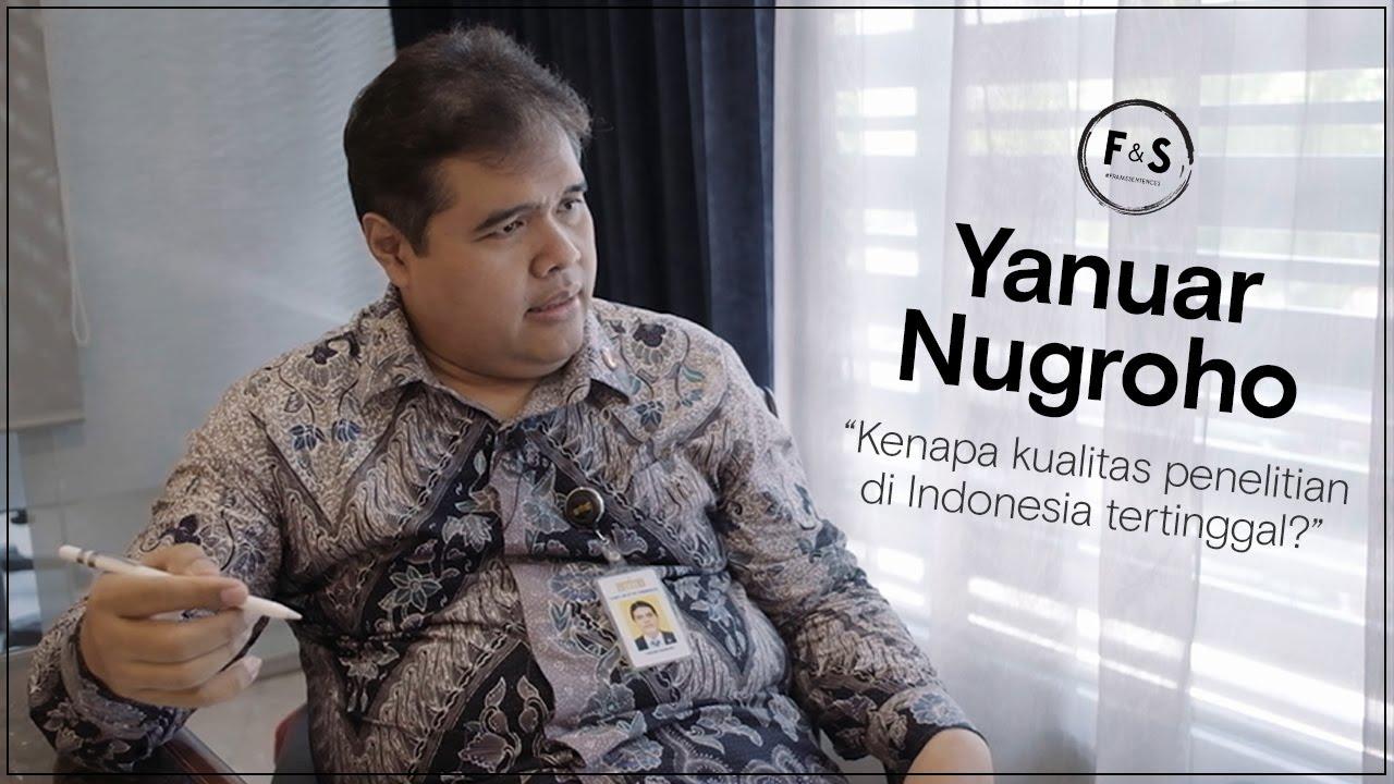 VLOG Frame & Sentences: Kenapa Kualitas Penelitian Indonesia Tertinggal? - On Scientific Temper