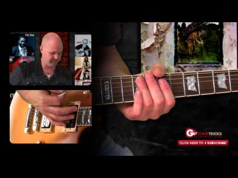 Southern Rock Licks – Rolling Stones – Lynyrd Skynyrd – Rock Guitar – Guitar Tricks