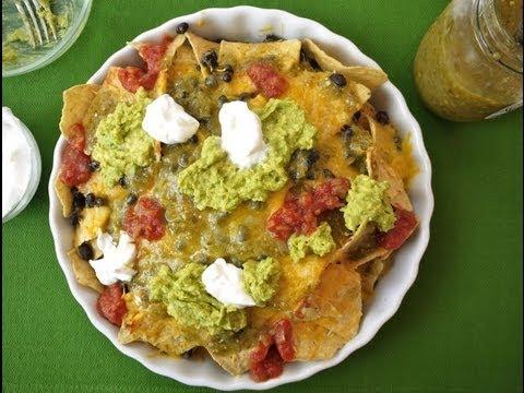 Easy Snack Recipes for Kids: Healthier Nachos – weelicious