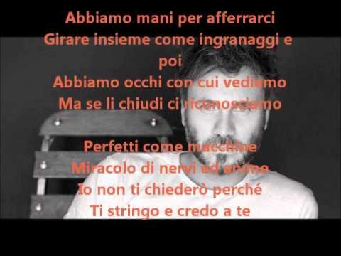 , title : 'Fatti avanti amore - Nek (con testo)'