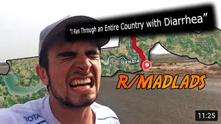 """""""I Ran Through an Entire Country with Diarrhea"""" 