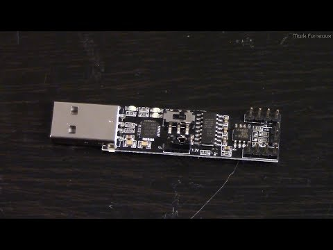 Review of a Generic USB RS 232/485/TTL Adapter (