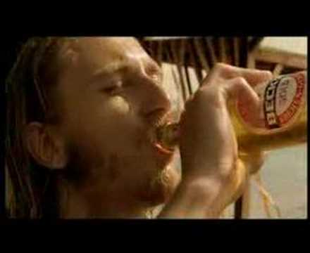 Becks Gold Beer Commercial