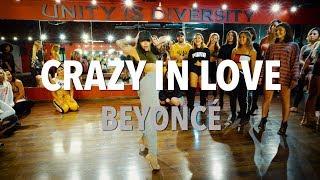 Video CRAZY IN LOVE - BEYONCE FEAT. JAY-Z | BRINN NICOLE CHOREOGRAPHY | PUMPFIDENCE MP3, 3GP, MP4, WEBM, AVI, FLV Januari 2019